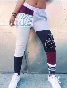 Cute Nike sweats☻