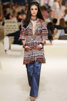 Chanel Cruise Collection in Dubai - Karl Lagerfeldt