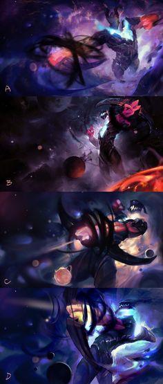 ArtStation - Darkstar Varus , crow god