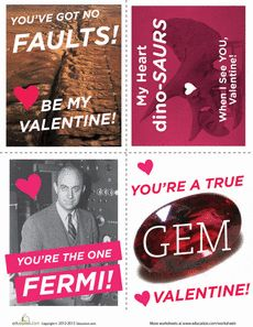 This February forget frilly cards! Embrace Valentine science with this collection of cool printable cards that little scientists will love. Science Valentines, Valentines Puns, Teacher Valentine, Funny Valentine, Valentine Day Cards, Valentine Crafts, Be My Valentine, Science Classroom, Teaching Science