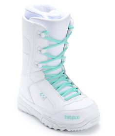 Thirtytwo Women's Summit White 2013 Snowboard Boot at Zumiez : PDP