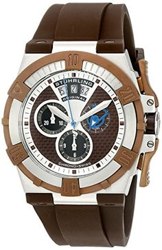Stuhrling Original Mens Aviator Falcon Swiss Quartz Chronograph Date Watch * See this great product. Mens Outdoor Clothing, Walmart Deals, Grey Quilt, Watch Box, Outdoor Outfit, Sport Watches, Malta, Or Rose, Quartz Watch