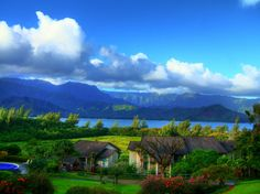Hanalei Bay Resort | Hanalei Bay Resort - Kauai Vacation Rentals Hanalei Bay Resort 5201 ...    A real life size Hawaiian picture setting.