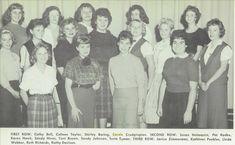 Carole Crudgington Lennox High School Lennox California America 1960