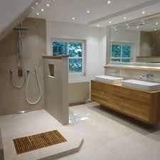 Badezimmer Modern Grau Holz