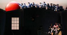 IL BARBIERE DI SIVIG - IL BARBIERE DI SIVIGLIA - G.ROSSINI opera theatre stage design concept - --- #Theaterkompass #Theater #Theatre #Schauspiel #Tanztheater #Ballett #Oper #Musiktheater #Bühnenbau #Bühnenbild #Scénographie #Bühne #Stage #Set