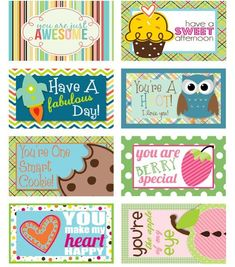 printables cute - Buscar con Google