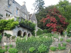 The Iford Manor ~ Bedford-on-Avon, Wiltshire, UK