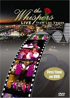 The Whispers: 'Live From Las Vegas' [DVD]