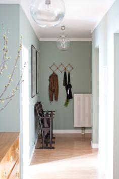 Hallway in Pastel | So Leb Ich