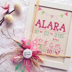 Zeinepuu: Alara*nın doğum panosu ♥