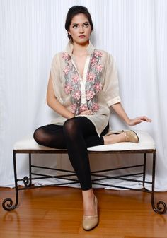 Modern Barong Tagalog for Women - for photos# Philippines