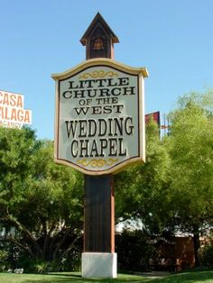 Robert and I were married March 16, 2006 in Las Vegas at Little Church of the West Wedding Chapel.