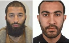Two London Bridge attackers named....See video  photos