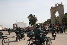 Miles de romeros llegan hoy a Andújar para disfrutar de la romería de la Cabeza