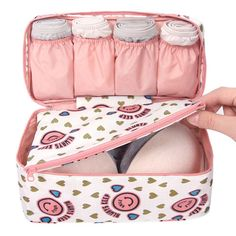 Spirited Portable Travel Shoes Storage Bag Waterproof Breathable Shoes Clothes Toiletries Makeup Organizer Shoes Tote Bag Storage Boxes & Bins