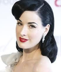 Pin up make-up looks-i-love