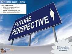 Future benefits of business with #online #auctions