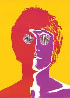 Avedon-John Lennon