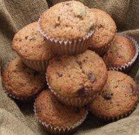 Chocolate Zucchini Muffin Recipe - Recipe for Chocolate Zucchini Muffins - Quick Bread Recipes
