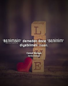 Göndermeli Resimli Sözler ~ Güzel Sözler,Resimli Sözler,Aşk Sözleri,Anlamlı Sözler Art Psychology, Most Beautiful Words, Meaningful Words, Couple Goals, Cool Words, Karma, Quotations, Poems, Love