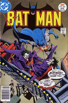 BATMAN #286
