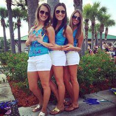 Zeta Tau Alpha at Florida Gulf Coast University #ZetaTauAlpha #ZTA #Zeta #BidDay #sorority #FGCU