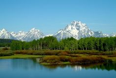 Grand Teton National Park - Wyoming Travel and Tourism
