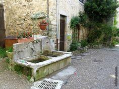 Autres fontaines du village...