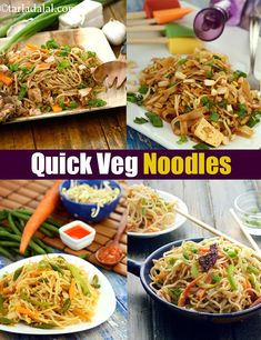 Pasta Chicken Recipes Spaghetti Dinners New Ideas Chicken Pasta Recipes, Easy Pasta Recipes, Noodle Recipes, Seafood Recipes, Indian Food Recipes, Vegetarian Recipes Noodles, Vegetarian Diets, Indian Foods, Indian Snacks