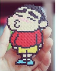 Shin Chan Hama Beads Mini