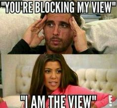 Because Kourtney is the absolute queen of one liners. 43 Reasons Why The Best Two Kardashians Are Actually Kourtney And Khloe Kardashian Memes, Koko Kardashian, Kardashian Family, Funny Couples Memes, Funny Boyfriend Memes, Couple Memes, Funny Shit, Funny Stuff, Funny Things
