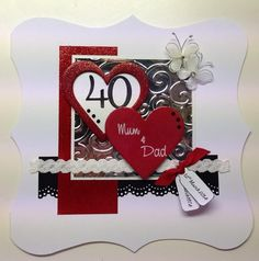 1000 Images About Mom And Dads 40th Wedding Anniversary Ideas On Pinterest