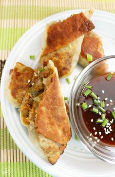 Super easy egg roll