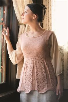 Emma's Chemise - from the 2012 Jane Austen Knits