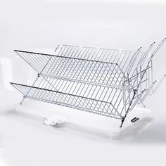Bed Bath And Beyond Drying Rack Polder® 3Piece Compact Dish Rack System  Bedbathandbeyond
