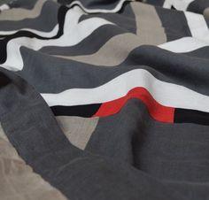 Rough Linen Quilt | Handmade Quilt - Made in USA - 100% Linen