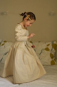 small in all - robe princesse