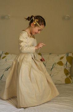 small in all - robe princesse