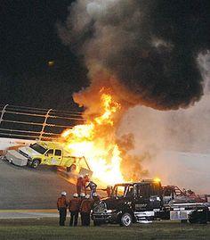 Daytona 500 was a crazy night in NASCAR