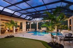 45 Wonderful Small Indoor Pool Design Ideas For Small Space 58 House Plans with Indoor Pool House Plans Finding the most effective home design ideas for your house . Backyard Pool Landscaping, Backyard Pool Designs, Swimming Pools Backyard, Swimming Pool Designs, Lap Pools, Pool Decks, Indoor Pools, Small Indoor Pool, Small Pools