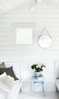 Cottage Bedroom Decor, Beach House Bedroom, Cottage Bedrooms, Bedroom Rustic, Home Interior Design, Exterior Design, Cozy House, Decoration, Lavender Cottage