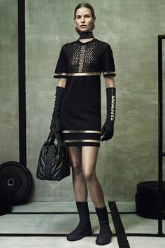 It's here! See the full lookbook for Alexander Wang for H&M.