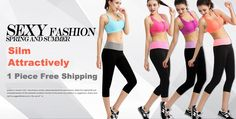 Aliexpress.com : Buy 2015 Brand Spendex High Elasticity Absorbent Women Sports Fitness Yoga Pants 6 Colors Running Leggings GYM Cropped Trousers from Reliable Yoga Pants suppliers on Union Fashion E-Show | Alibaba Group