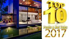 Cool Swimming Pools, Hot Tubs, Spas, Cool Photos, Awards, Top, Spinning Top, Spa Baths, Crop Shirt
