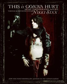 Nikki Sixx is a rock star, photographer, author, dad, boyfriend, idol, and hero. He sees beauty in a different way. Do not read if you judge to quickly.