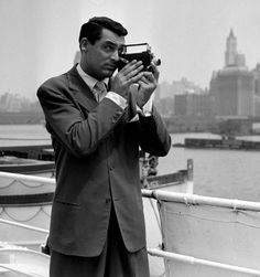 cary grant in love.