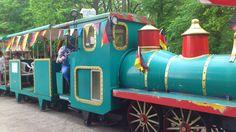 Husch, husch,husch die Eisenbahn ...