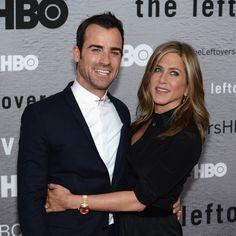 Pin for Later: Jennifer Aniston und Justin Theroux kehren auf den roten Teppich zurück!