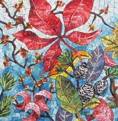 """Cutting Edges"" Opens Tomorrow — Lake Oswego, Oregon | Mosaic Art NOW"